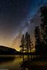 Mikly Way, Lake Mary, Mammoth Lakes