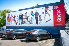 Target - 20 Years of Design for All (Overall Murals) Tags: killthepixel handpainted mural murals publicart streetart streetmural target canon5dsr canondslr canonshooters 5dsr canonphotographer advertising advertisements
