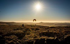 Off into the sunset (Phil-Gregory) Tags: nikon d7200 tokina tokina1120mmatx wideangle ultrawide peakdistrict