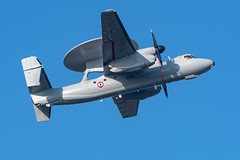 French Navy / Grumman E-2C Hawkeye / 2 / LFRS 03 (_Wouter Cooremans) Tags: nte nantes spotting atlantique spotter avgeek aviation airplanespotting french navy grumman e2c hawkeye 2 lfrs 03 frenchnavy grummane2chawkeye