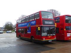 GAL PVL395 - LX54HBB - BX BEXLEYHEATH BUS GARAGE - TUE 14TH JAN 2020 (Bexleybus) Tags: goahead go ahead london commercial bexleyheath kent da7 bx bus garage depot plaxton president volvo b7tl pvl395 lx54hbb