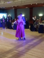 IMG_20190928_204907849_BURST001 (griffpops_deptford) Tags: wedding reception dancing reading formalattire ladyinred menwithbeards