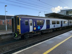 Photo of Northern 150 205 @Liverpool South Parkway