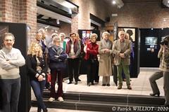 IMG_4556 (Patrick Williot) Tags: vernissage ecuries guy focant photos patrimoine wallonie