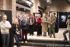IMG_4555 (Patrick Williot) Tags: vernissage ecuries guy focant photos patrimoine wallonie