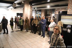IMG_4554 (Patrick Williot) Tags: vernissage ecuries guy focant photos patrimoine wallonie