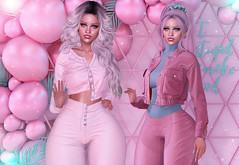 Cuties (RoxxyPink) Tags: roxxypink roxxy pink fashionuschies fashion uschies fashionblog blog blogger blogging blogspot secondlifeblog secondlifeblogger secondlife second life 2ndlife sl birtuallife virtualworld world virtual avatar ava avi style styling mesh meshhead head genus meshhair hair sintiklia wasabi gacha epiphany meshbody body maitreya meshclothes clothes clothing tetra candydoll candy doll c88 collabor collabor88 fameshed theskinnery skinnery