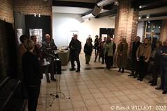 IMG_4552 (Patrick Williot) Tags: vernissage ecuries guy focant photos patrimoine wallonie