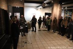 IMG_4551 (Patrick Williot) Tags: vernissage ecuries guy focant photos patrimoine wallonie
