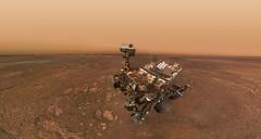 MSL Sol 2291 - MAHLI - January 16 2019 (Kevin M. Gill) Tags: mars marssciencelaboratory msl curiosity rover malhi selfie nasa jpl