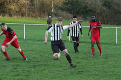 144 (Dale James Photo's) Tags: old bradwell united football club versus harefield fc spartan south midlands league challenge trophy quarter final sports social milton keynes saturday 18th january 2020 non