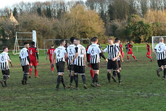 140 (Dale James Photo's) Tags: old bradwell united football club versus harefield fc spartan south midlands league challenge trophy quarter final sports social milton keynes saturday 18th january 2020 non