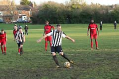 133 (Dale James Photo's) Tags: old bradwell united football club versus harefield fc spartan south midlands league challenge trophy quarter final sports social milton keynes saturday 18th january 2020 non