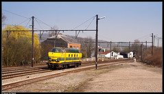 Infrabel 6255 @ Floreffe (Steven De Haeck) Tags: floreffe namur belgië belgique nmbs sncb lijn130 charleroi infrabel hld62