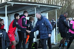 166 (Dale James Photo's) Tags: old bradwell united football club versus harefield fc spartan south midlands league challenge trophy quarter final sports social milton keynes saturday 18th january 2020 non
