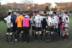 171 (Dale James Photo's) Tags: old bradwell united football club versus harefield fc spartan south midlands league challenge trophy quarter final sports social milton keynes saturday 18th january 2020 non