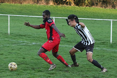 152 (Dale James Photo's) Tags: old bradwell united football club versus harefield fc spartan south midlands league challenge trophy quarter final sports social milton keynes saturday 18th january 2020 non