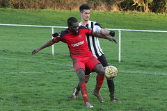 151 (Dale James Photo's) Tags: old bradwell united football club versus harefield fc spartan south midlands league challenge trophy quarter final sports social milton keynes saturday 18th january 2020 non