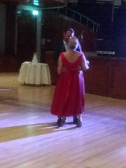 IMG_20190928_205049932 (griffpops_deptford) Tags: wedding reception dancing reading formalattire ladyinred menwithbeards