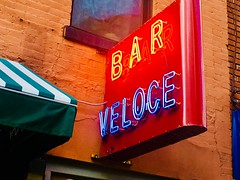 Bar Venice - NYC (verplanck) Tags: bar sign chelsea neon