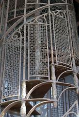 X_P1440639 (Menny Borovski) Tags: stmarkscampanile venice italy tower venezia italia stairwell stairs spiralstairs metalstairs