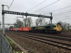 Photo of 66561 Tilehurst East Junction
