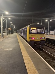 Photo of 322482 leaving Kirkstall Forge with a Bradford service