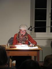 Lesung Elisabeth Häubi 2020