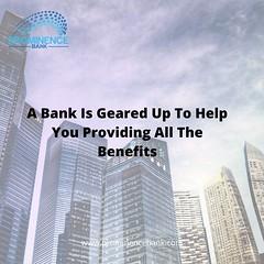 A Bank Is Geared Up To Help You Providing All The Benefits (prominencebank) Tags: bank custodyaccount bankinmwali bankinmohéli privatebanking