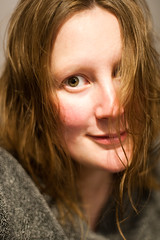 Day 323, Year 12. (evilibby) Tags: 365 36512 365days 365days12 libby portrait messyhair