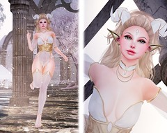 ◈◈◈ 90 ◈◈◈ (Kaoleria) Tags: plastik nana fantasy elf epiphany harajuku secondlife sl secondlifeblog blogger blog beaty legacy meshbody meshhead meshhair meshclothes catwa cute