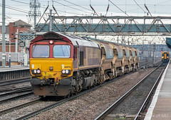 66076 DB Cargo_E5A0365 (Jonathan Irwin Photography) Tags: 66076 db cargo doncaster
