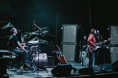 Taylor Janzen (TheSamuelYears) Tags: taylorjanzen nikond3400 winnipeg burtoncummingstheatre wpg musician venue concert live music stage stagephotography manitoba manitobamusic stageact onstage performance folk indiefolk band musicians winnipegmusician winnipegmusic winnipegband theburt tour concertvenue livemusic liveconcert canadian canadianmusic canadiantour nikon darkbackground blue drums drummer guitarist guitar singer vocalist singersongwriter vocals ablemishinthegreatlighttour canadianmusician indoors inside indoor