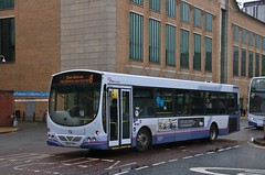 Photo of First Glasgow SK02 ZYG (65755) | Route 6 (On Diversion) | Killermont St (Buchanan Bus Station), City Centre