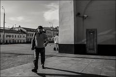 DRD160707_0017 (dmitryzhkov) Tags: urban city everyday public place outdoor life human social stranger documentary photojournalism candid street dmitryryzhkov moscow russia streetphotography people man mankind humanity bw blackandwhite monochrome