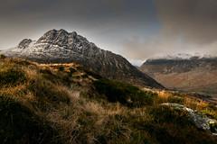 Tryfan (Rhysp1) Tags: rhyswynparry eryri snowdonia cymru wales tryfan carneddau welshlight