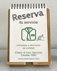 Reserva tu servicio de limpieza de calidad en www.sosclean.com. Clean & Iron desde 1987.  #limpieza #hogar #a #n #mantenimiento #oficina #salud #clean #barcelona #productos #productosdelimpieza #limpiezahogar #aseo #organizamostuhogar #calidad #as #madrid (albertdaina) Tags: cleaniron casa limpiezaprofunda higiene belleza mantenimiento instagram oficina barcelona limpiezahogar hogar productos servicio hoteles limpieza organizamostuhogar clean profesionales n adomicilio salud aseo empresas limpiezaencasa madrid productosdelimpieza calidad