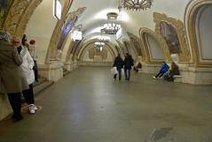 MMM . MOSCOW-METRO-MOOD (LitterART) Tags: metro moscow mocba moskau mood