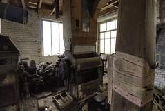The mill (notanaddict321) Tags: mill mühle moulin abandoned abandonné abadonedplaces decay désaffecté destroyed derelict durchbruch leerstehend lostplace leer lost verlassen verfall vergessen verrottet