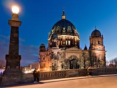 Berlin Cathredal, Berliner Dom (gerrit-worldwide.de) Tags: 2020 deutschland olympus em5 berlinerdom berlin blauestunde mueseumsinsel