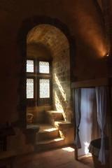 Chateau de Foix (svg74) Tags: france occitanie castle window pyrenees foix chateau ariege light atmosphere medievale history chambre salle