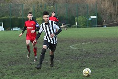 156 (Dale James Photo's) Tags: old bradwell united football club versus harefield fc spartan south midlands league challenge trophy quarter final sports social milton keynes saturday 18th january 2020 non
