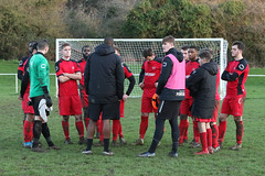 173 (Dale James Photo's) Tags: old bradwell united football club versus harefield fc spartan south midlands league challenge trophy quarter final sports social milton keynes saturday 18th january 2020 non
