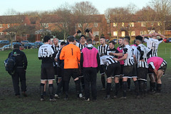 172 (Dale James Photo's) Tags: old bradwell united football club versus harefield fc spartan south midlands league challenge trophy quarter final sports social milton keynes saturday 18th january 2020 non