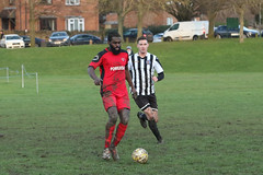 160 (Dale James Photo's) Tags: old bradwell united football club versus harefield fc spartan south midlands league challenge trophy quarter final sports social milton keynes saturday 18th january 2020 non