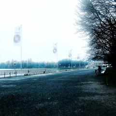 Maschsee, Hannover (DaWernRulez) Tags: hannover hipstamatic x maschsee sea city niedersachsen