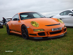 GT3 RS (BenGPhotos) Tags: 2020 bicester heritage january sunday scramble car show orange porsche 997 911 gt3 rs german supercar or57nge