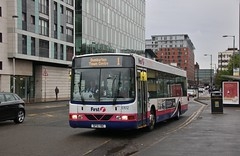Photo of First Glasgow SF51 YBC (61612) | The One | Argyle St, Anderston