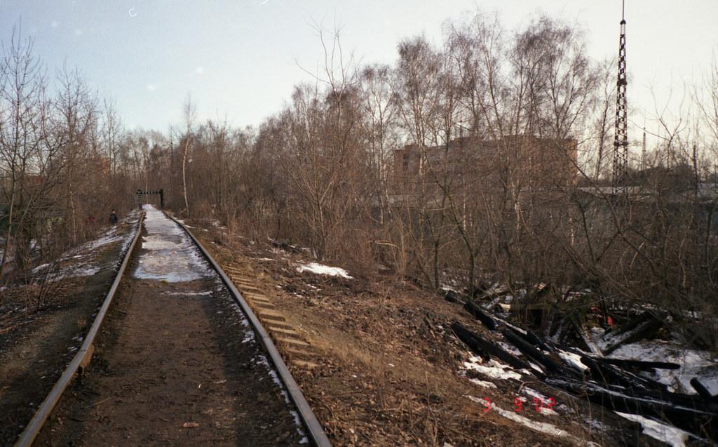 фото: Losinoostrovskaya - Beskudnikovo railway path 2002