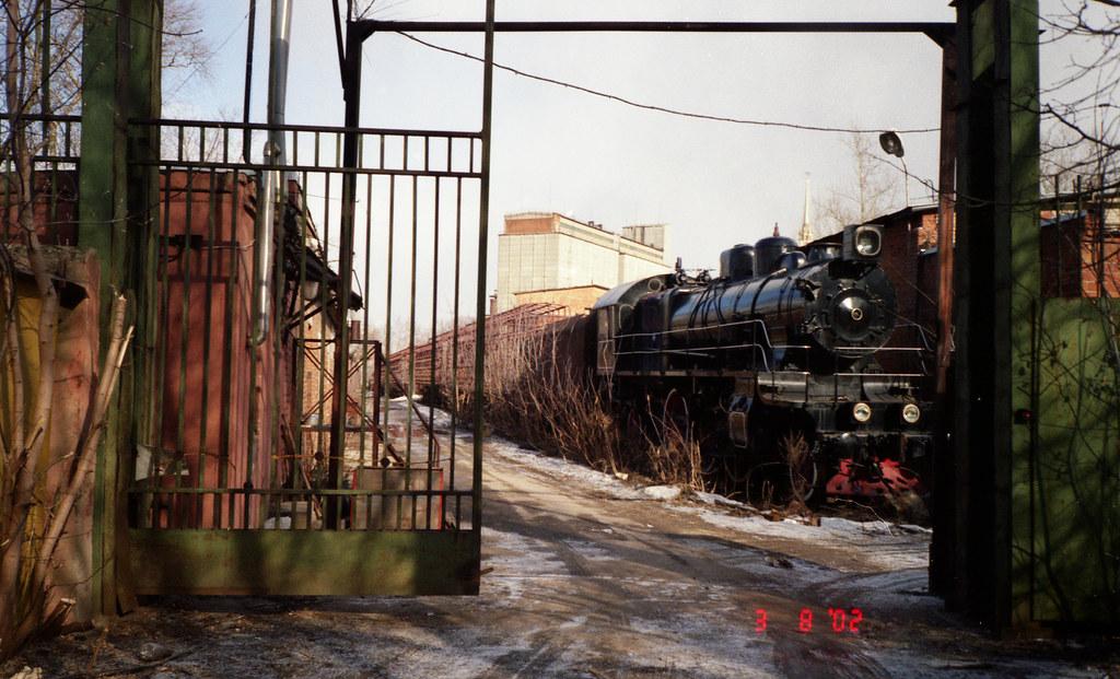 фото: Badaevsky brewery steam locomotive Su 205-37